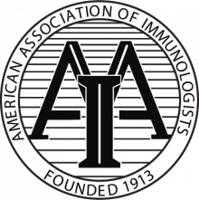 Logo for the American Association of Immunologist
