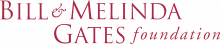 Logo of the Bill and Melinda Gates foundation