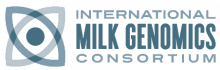Logo from the International Milk Genomic Consortium