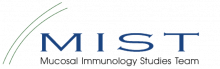 Logo of the Mucosal Immunology Studies Team