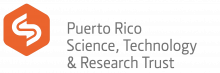 Logo of the Puerto Rico Science, Technology and Research Trust