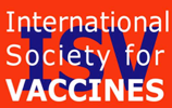 Logo from the International Society for Vaccines