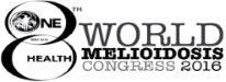 Logo of the World Melioidosis Congress 2016