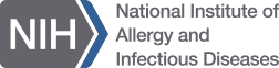 Logo of the NIH National Institute of Allergy and Infectious Diseases